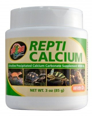 Repti Calcium with D3 85 gram